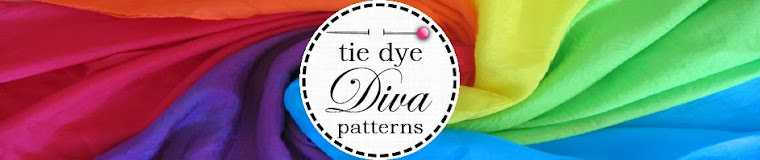 Tie Dye Diva Patterns
