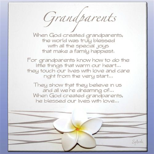 The Grandparents Are The People Who Give Joys And Happiness To The Family Meaning On Grandparents Day Poem Templates