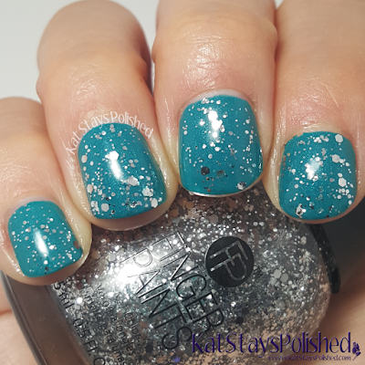 FingerPaints Tis the Season to Sparkle - Sterling Sculpture | Kat Stays Polished