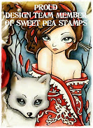 Proud DT Member of Sweet Pea Stamps