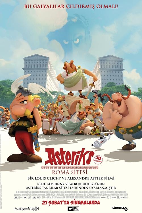 Asteriks: Roma Sitesi (2014) Film indir