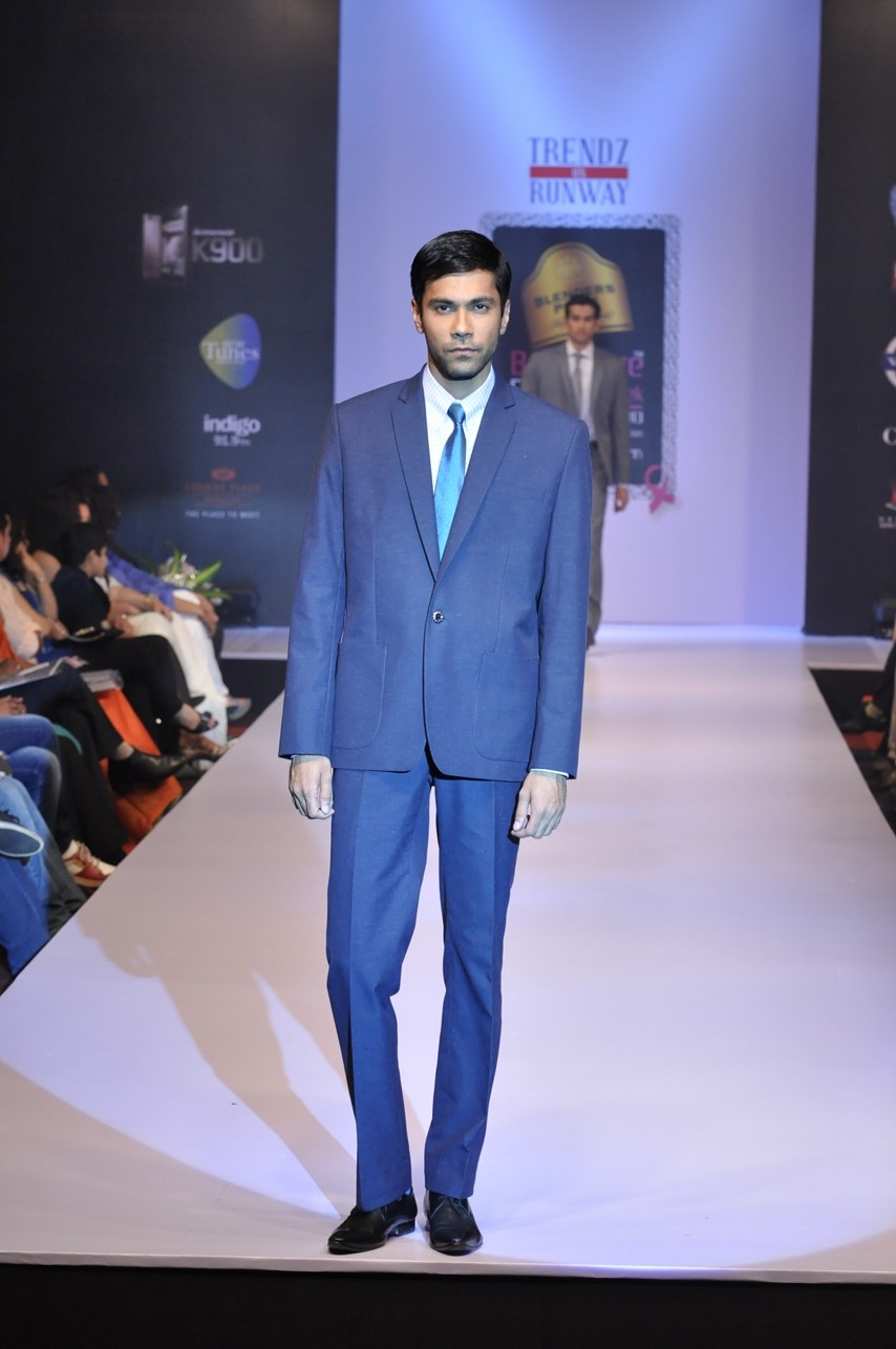 Aslam Khan, Bangalore fashion week 2013