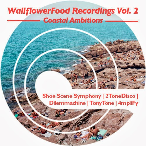 4mpliFy - WallflowerFood Recordings Vol. 2 - Coastal Ambitions