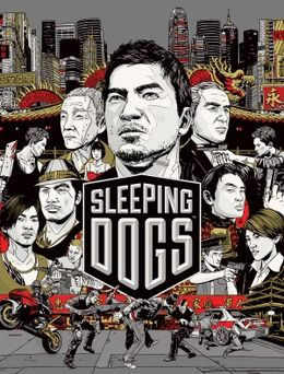 Sleeping Dogs front cover