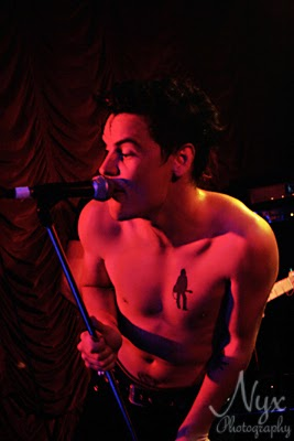 Perth music photography: FAIM Project