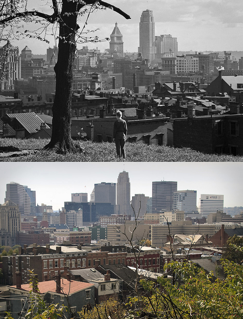 11 fantastic photos show how much cincinnati has changed