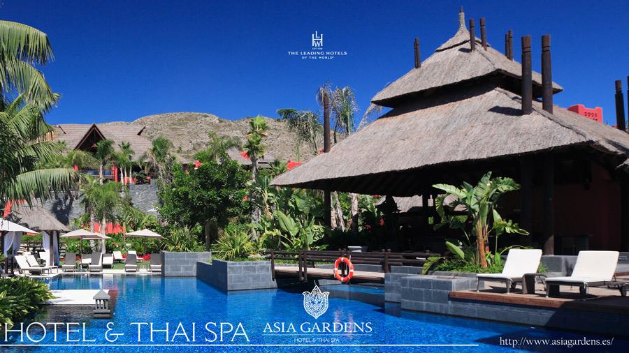 Hotel de lujo asia gardens lujo en espa a hotel 5 Hotel lujo sierra madrid