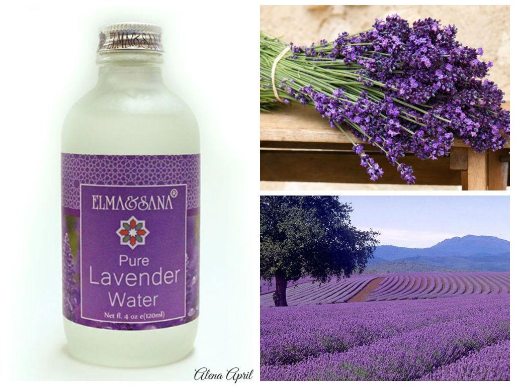 Elma & Sana Pure Lavender Water, лавандовая вода