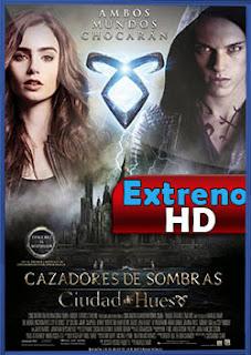 Cazadores de Sombras: Ciudad de Hueso | 3gp/Mp4/DVDRip Latino HD Mega