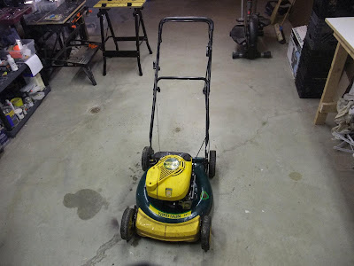 craigslist lawn mower, briggs and straton