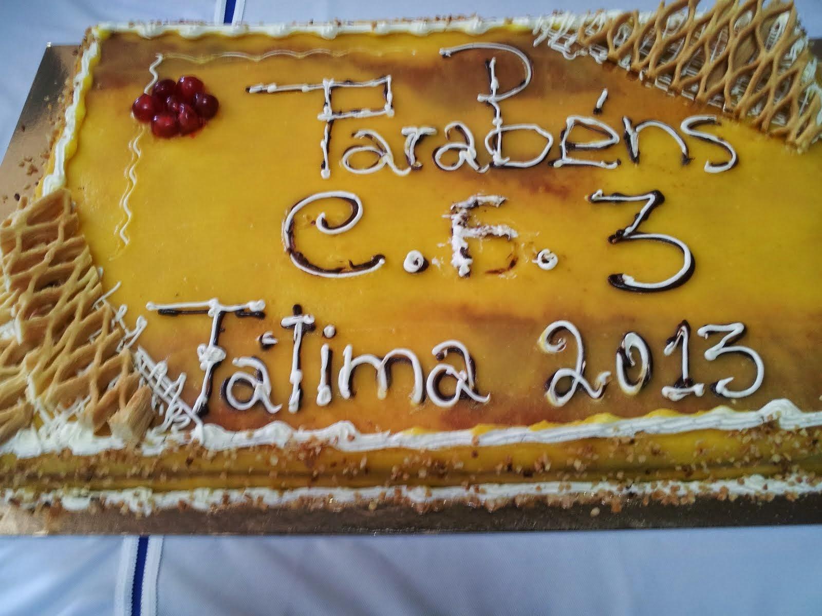 3º ENCONTRO 2013 FÁTIMA