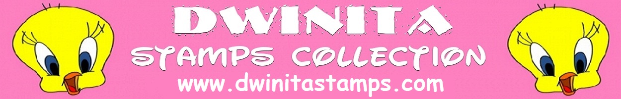 DWINITA STAMPS COLLECTION