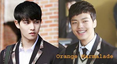 Biodata Pemeran Drama Orange Marmalade