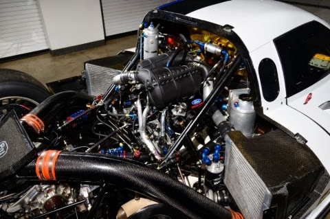 New Ford EcoBoost Race Engine to Debut at Daytona 24