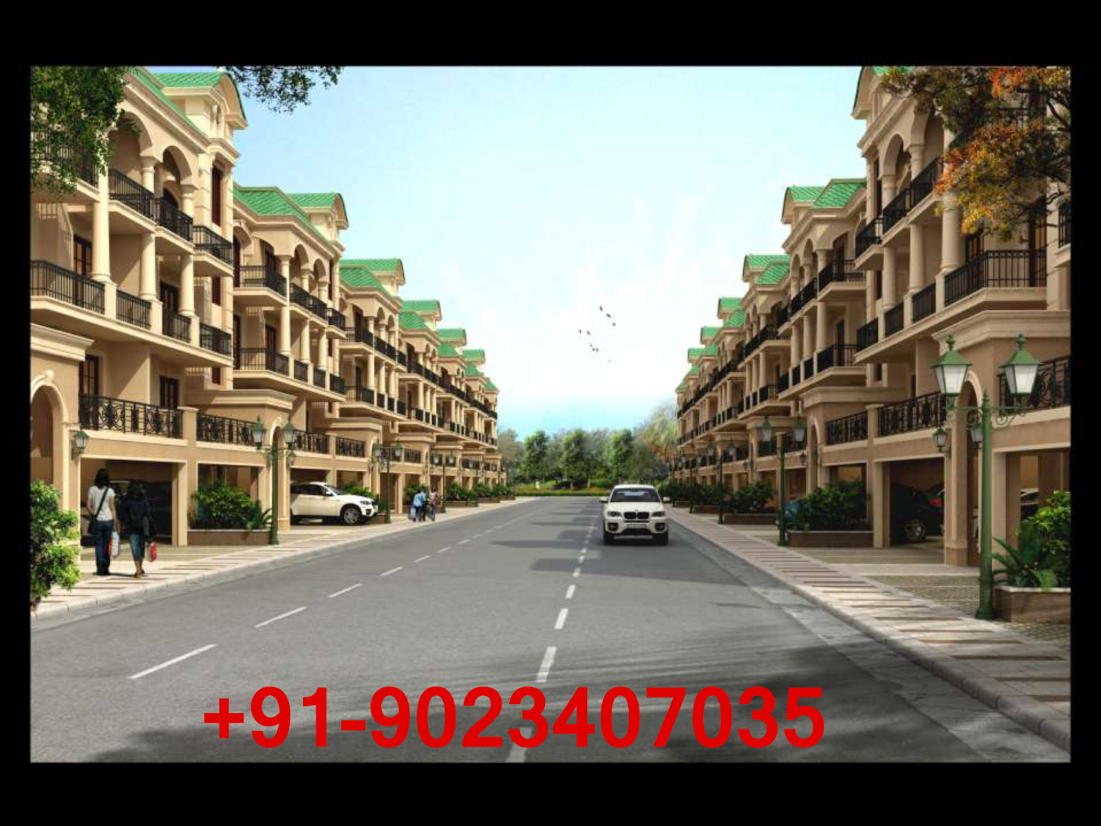 Omaxe Celestia Grand 3BHK Floors Mullanpur New Chandigarh