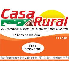 CASA RURAL em laranjeiras do Sul