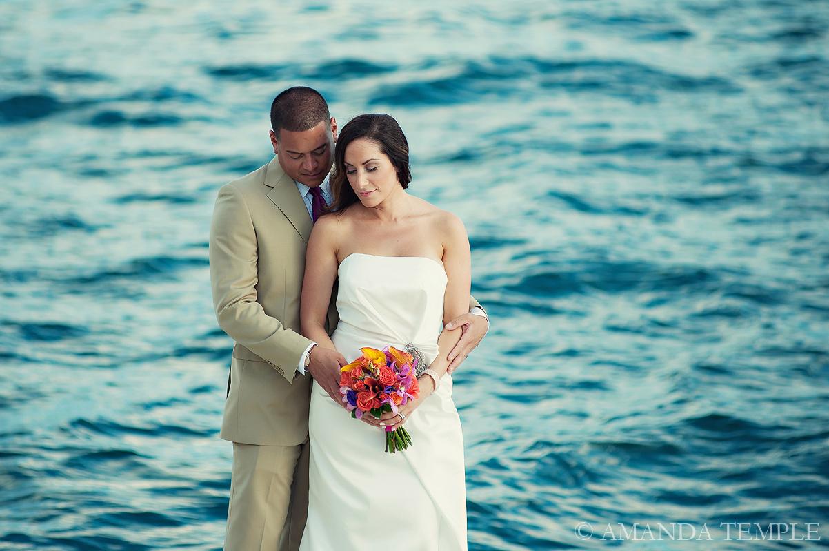 Bermuda Photographer - Amanda Temple: Nicole & Ulysses: Bermuda Wedding