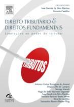 Direito Tributário e Direitos Fundamentais  Limitações ao poder de tributar