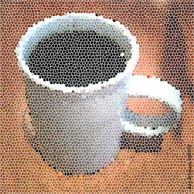 Hot Coffee 03 - Digital Image by Ana Tirolese ©2012
