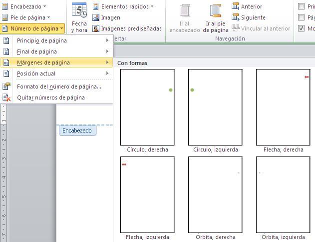 Para quienes utilizaban la opción de numeración total de páginas, es decir que en un documento de varias páginas ponían pág. x de xx (siendo x = al número ...