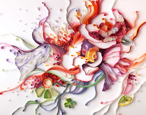 Paper Quilling Art Designs