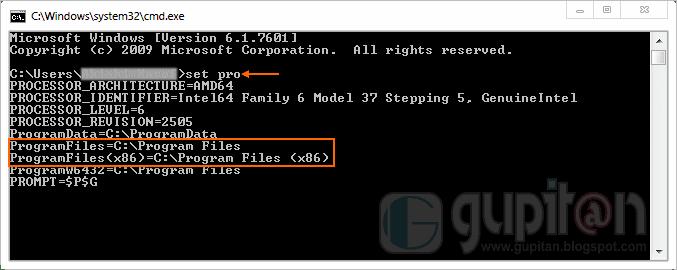 4 Cara Mengetahui Versi Bit Sistem Operasi Windows 5