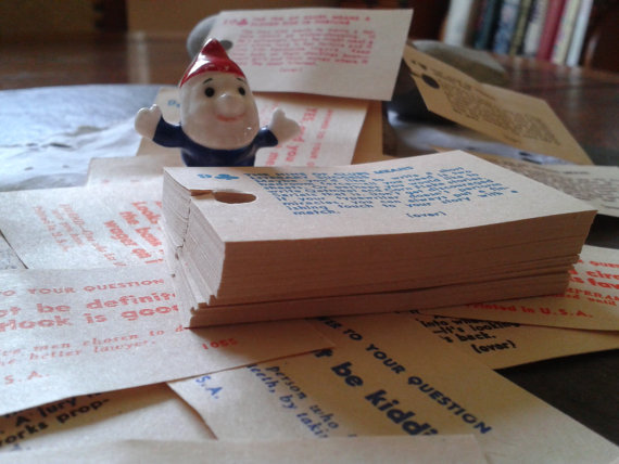 The hoarderrehab blog the destiny of things swami madame for Table 52 cards
