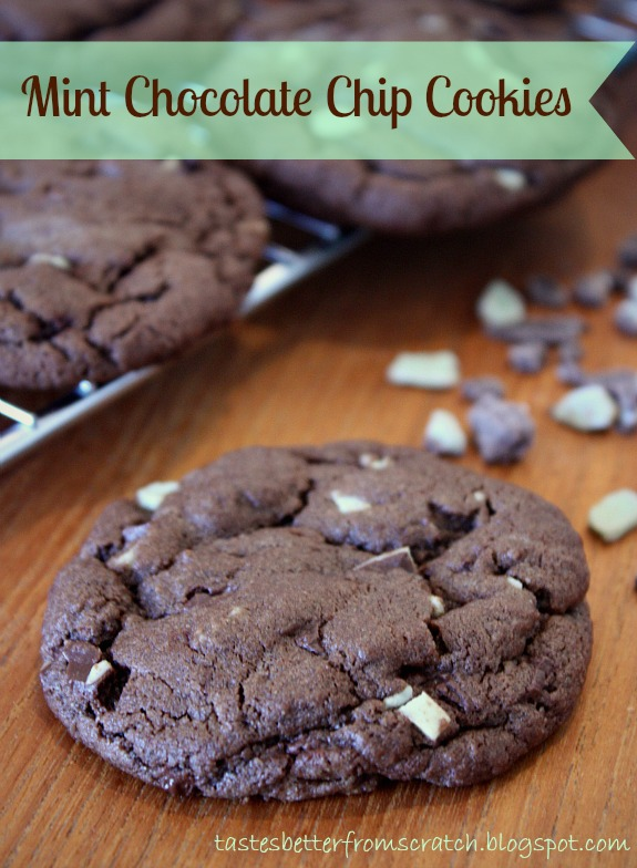 These are my absolute favorite cookies–and that is saying a LOT considering how much I love to bake! I haven't decided which is yummier…the cookies or the ...