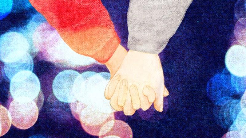 Nắm tay mình lần nữa, được không?