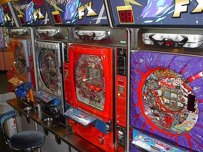 Pachinko: the Game of Luck