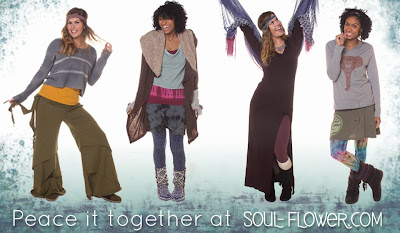 peace+it+together+soul+flower - Peace It Together: Winter Lookbook 2013