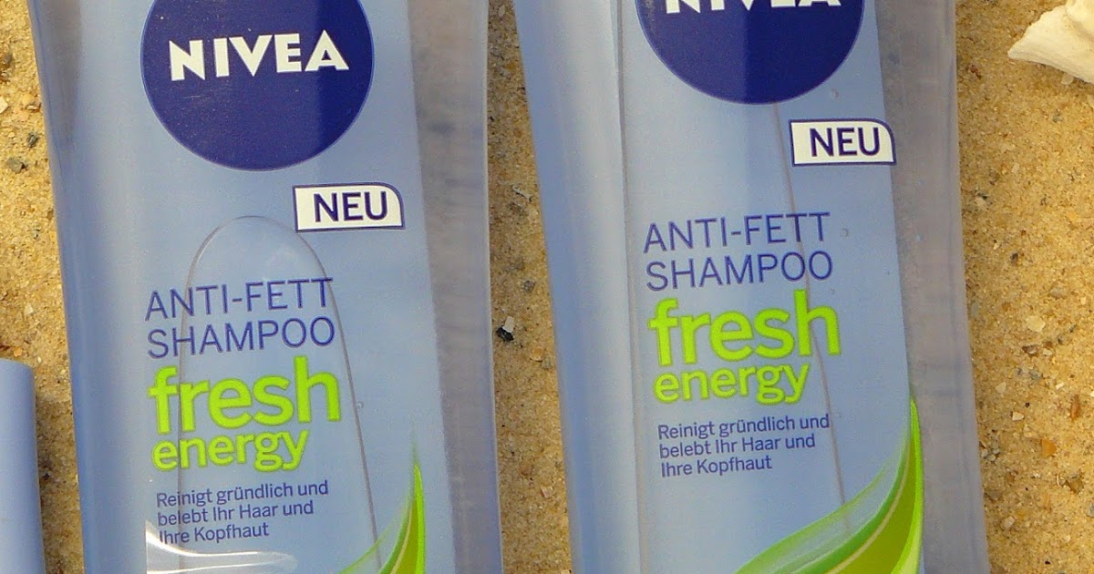 diemissmini review nivea anti fett shampoo fresh energy. Black Bedroom Furniture Sets. Home Design Ideas
