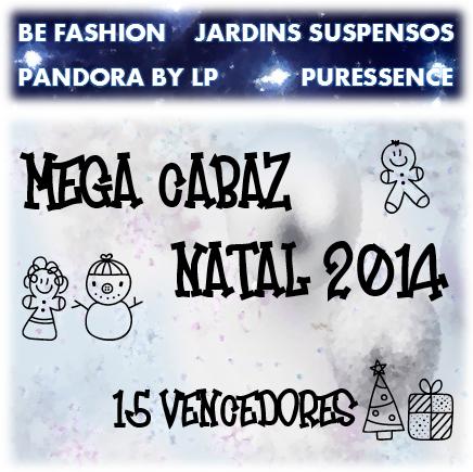 Mega Cabaz de Natal 2014 - 4 Bloggers, 15 Vencedores!!