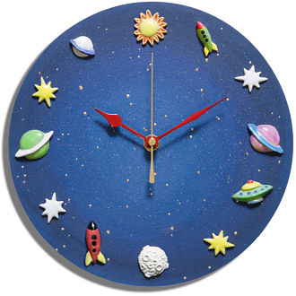 Buttonmad Focus On Crafts Clocks