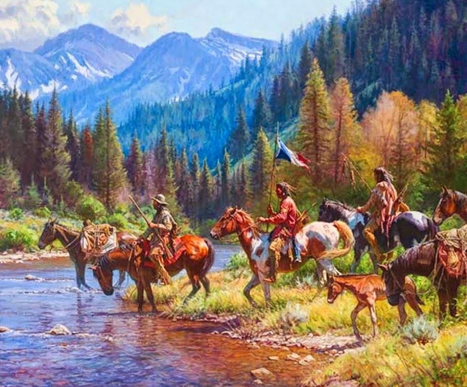 paisajes-del-oeste-americano-pintados-al-oleo