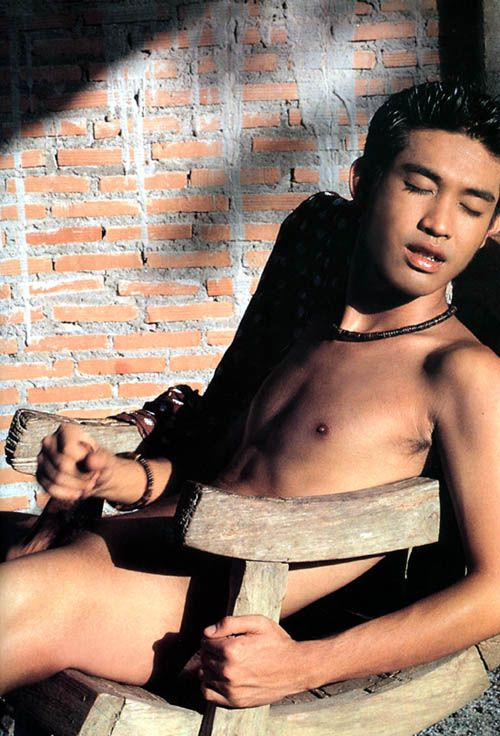 Door28 19 Thai   Door Magazine   Hot Asian Cock!