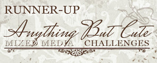 Anything but Cute Challenge Blog