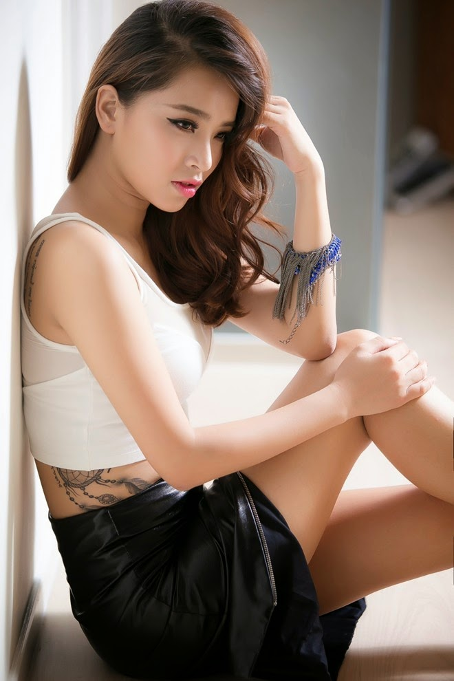 The beauty of Hai Bang - Vietnamese Singer