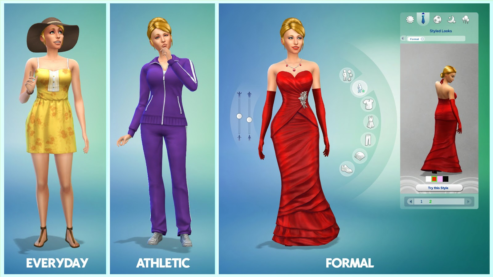 Download Games The Sims 4 Create A Sim Demo