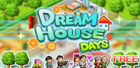 Game Android terbaik Dream House Days