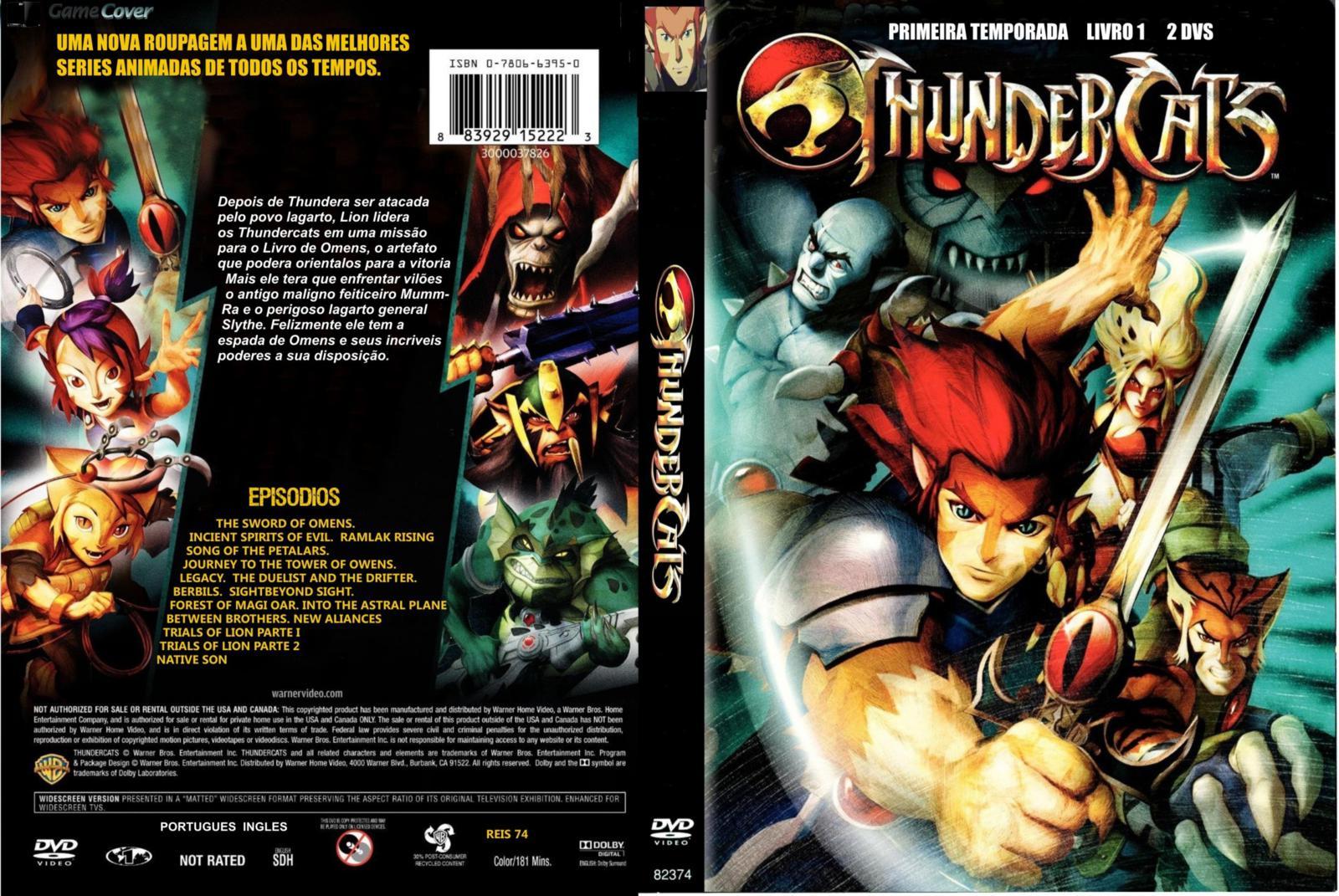 Search Results for: Download Thundercats 1 2 3 E 4 Temporada Avi