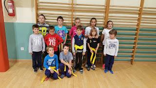 Kickboxing infantil temporada 2016/17