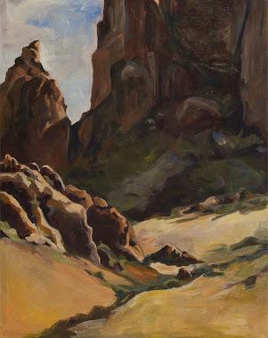 Superstition Mountain II