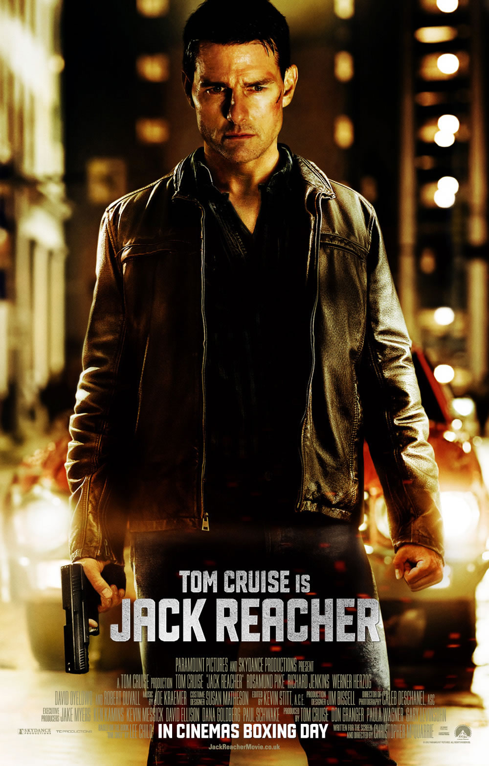 Jack Reacher – O Último Tiro Legendado