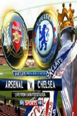 Arsenal vs Chelsea (2012)