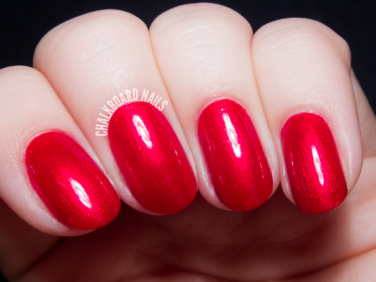 Deborah Lippmann New York State of Mind via @chalkboardnails