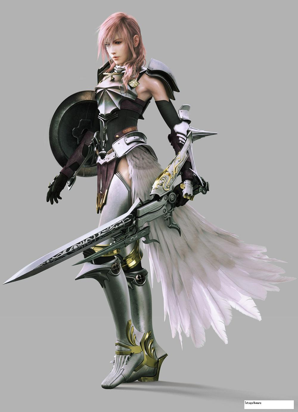 Character Design Final Fantasy Xii : Character design focus group from final fantasy to my