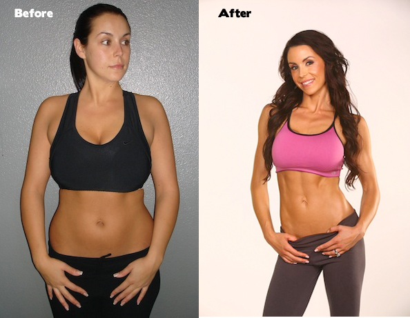 Gallery For > Bella Falconi Before And After