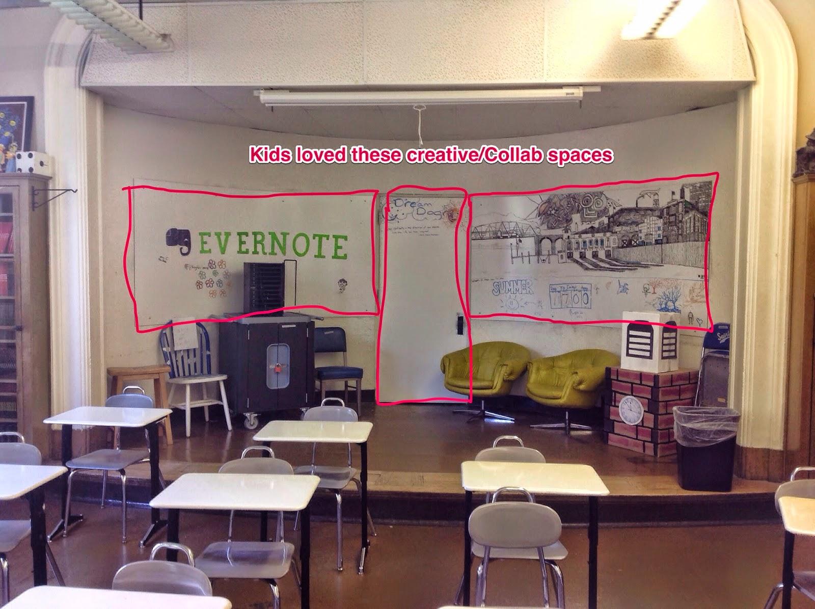 The Nerdy Teacher: Reflecting On My Current Classroom Setup ...