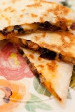 Grilled Veggie Quesadillas